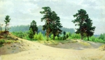 Ivan Ivanovich Shishkin (1832  1898)   Edge of the Forest    Oil on canvas, 1890   35 x 59.5  cm